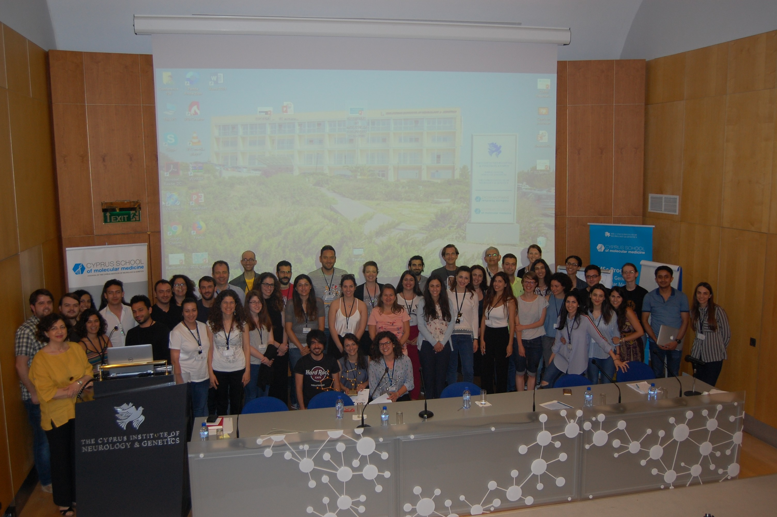 The 4th OpenMultiMed Cost Training School in Systems Bioinformatics towards Network Medicine